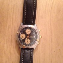 Breitling 81950 Gold/Steel 1990 Chronomat 39mm pre-owned United Kingdom, Lancashire