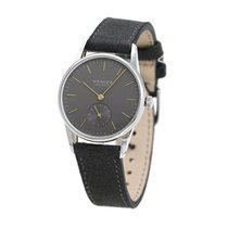 NOMOS Steel 42mm Manual winding OR1A3G233 new