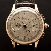 Breitling Duograph Or rose