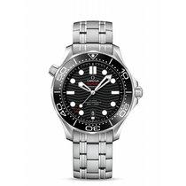 Omega Seamaster Diver 300 M nieuw 2020 Automatisch Horloge met originele doos en originele papieren 210.30.42.20.01.001