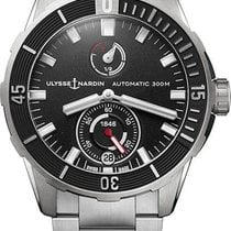 Ulysse Nardin Titanium 44mm Automatic 1183-170-7M/92 new
