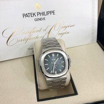 Patek Philippe Nautilus Steel 40.5mm Blue United States of America, Florida, Miami