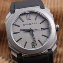 Bulgari Titanium 41mm Automatic 102858 BGO41C14TVD new