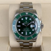 Rolex Submariner Date 116610LV 2011 подержанные