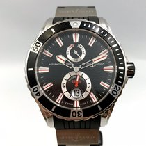 Ulysse Nardin Diver Chronometer 263-10-3/952 Very good Steel 44mm Automatic