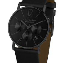 Jacques Lemans La Passion Steel 40mm Black