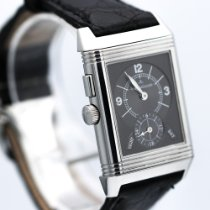 Jaeger-LeCoultre Reverso Duoface Steel 42mm White Arabic numerals United States of America, New Jersey, Long Branch