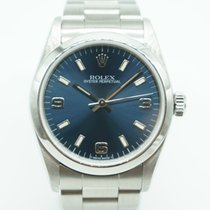 Rolex Oyster Perpetual 31 Blue Dial Index  Rare (1997)