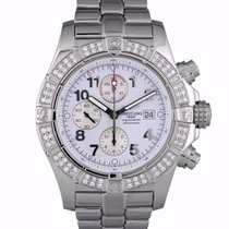 Breitling A13370 Steel 2004 Super Avenger 48mm pre-owned United States of America, Maryland, Towson, MD