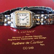 Cartier Panthère oro 18kt y acero