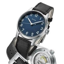 Stowa Marine Automatic Blue Limited Edition