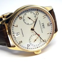 萬國 Portuguese Automatic 18K Rose Gold (IW500113)