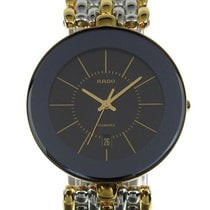 ラドー Rado Florence Mens Quartz Wrist Watch 129.3743.2