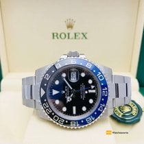 "Rolex GMT-Master II. ""BATMAN"" NEW 6/2018 FULL"