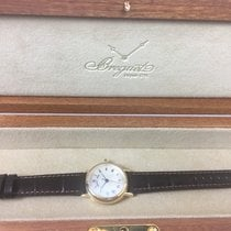 Breguet 30mm Automatic pre-owned Classique Mother of pearl