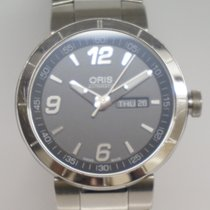 Oris pre-owned Automatic 43mm Grey Glass 100 ATM