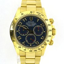Rolex Daytona yellow gold 116528
