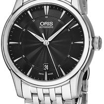 Oris Artelier Date new Automatic Watch with original box and original papers 73376704054MB