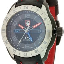 Luminox SXC PC Steel GMT Space Mens Watch A.5127 [5127]