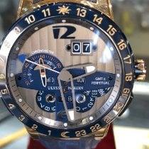 Ulysse Nardin Chronograph 43mm Automatic new El Toro / Black Toro Silver