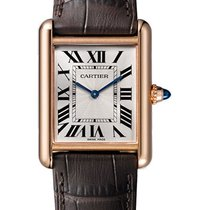 Cartier WGTA0011 Rose gold Tank Louis Cartier 33.7mm new United States of America, New York, New York