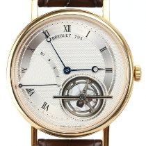 Breguet Rose gold Automatic 41mm pre-owned Classique Complications