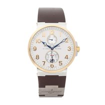Ulysse Nardin Marine Chronometer 41mm Steel 41mm Arabic numerals