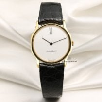 Jaeger-LeCoultre new Manual winding 30mm Yellow gold Sapphire Glass