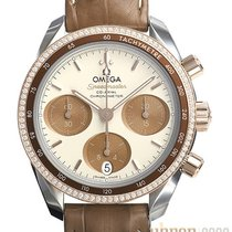 Omega Speedmaster new 2020 Automatic Chronograph Watch with original box and original papers 324.28.38.50.02.002