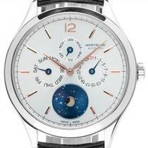 Montblanc Heritage Chronométrie Acero 40mm Plata