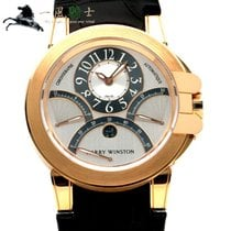 Harry Winston Ocean Rose gold 44mm Silver United States of America, California, Los Angeles