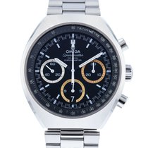 Omega Speedmaster Mark II 522.10.43.50.01.001 2010 pre-owned