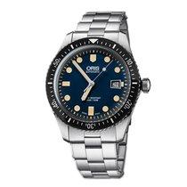 Oris Divers Sixty Five 01 733 7720 4055-07 8 21 18 2019 new