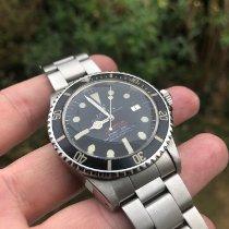 Rolex Sea-Dweller použité 40mm Černá Datum Ocel