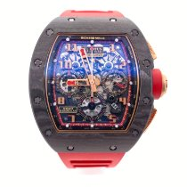 Richard Mille RM 011 RM011 NTPT pre-owned