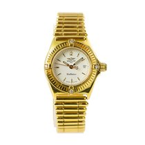 Breitling Yellow gold 28mm Quartz K52043 pre-owned