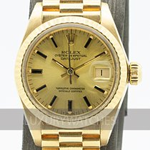 Rolex Lady-Datejust Жёлтое золото 26mm Золотой