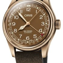 Oris Big Crown Pointer Date 01 754 7741 3166-07 5 20 74BR 2020 neu