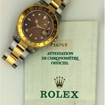 Rolex GMT-Master II Gold/Steel 40mm Bronze United States of America, Florida, Miami
