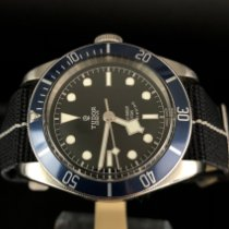Tudor Steel 41mm Automatic 79220B pre-owned