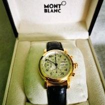 Montblanc Star 4810 Acero 38mm Blanco