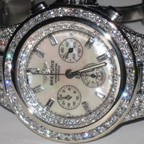 Breitling Hercules Steel 45mm Mother of pearl No numerals