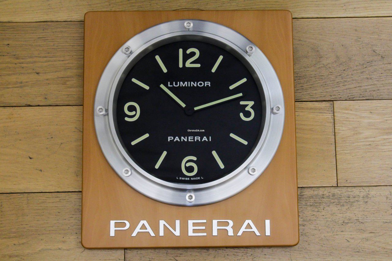 Panerai Wall Clock Sold On Chrono24