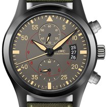 IWC Pilot Chronograph Top Gun Miramar new Ceramic