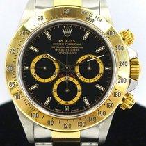 Rolex Daytona Zenith movement Ref 16523 Yellow Gold and Steel