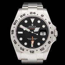 Rolex Explorer II Stainless Steel Gents 216570 - COM1251