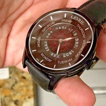 Gevril Columbus Circle Special Edition 150 Set Automatic...
