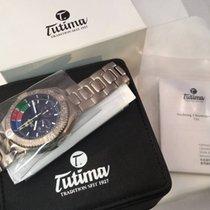 Tutima Yachting Chronograph Titanium