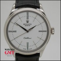 Rolex Cellini Time White Gold 2015