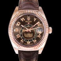 Rolex Rose gold Automatic 326135 new